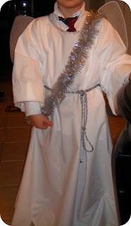 fast and easy angel costume