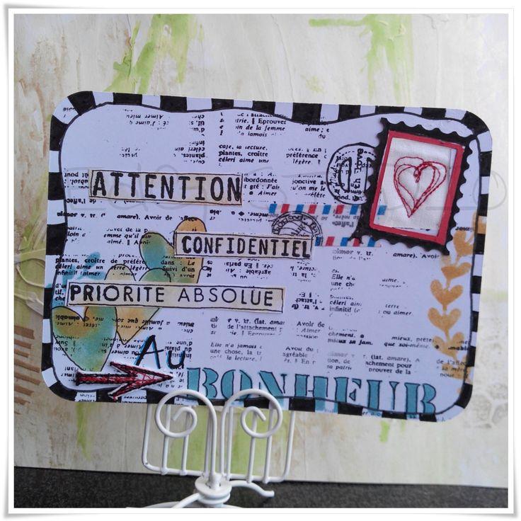 Cathy M, Blog déclaré d'utilité créative !