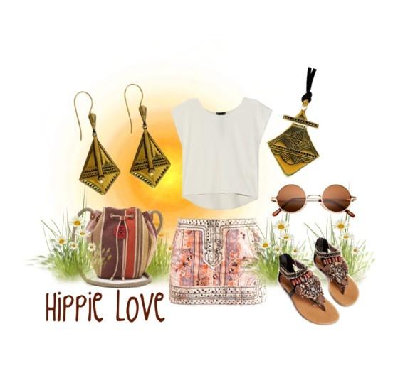 #Zoemou #hippiefashion #boho #indie #tribal #bluemoon #carefree #prints #dressmeup #ideas #patterns #accessories