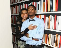 taraji P. Henson and son http://memoirsofanurbangentleman.com/empires-taraji-p-henson-chooses-historically-black-college-for-real-life-son-after-being-a-victim-of-racial-profiling/