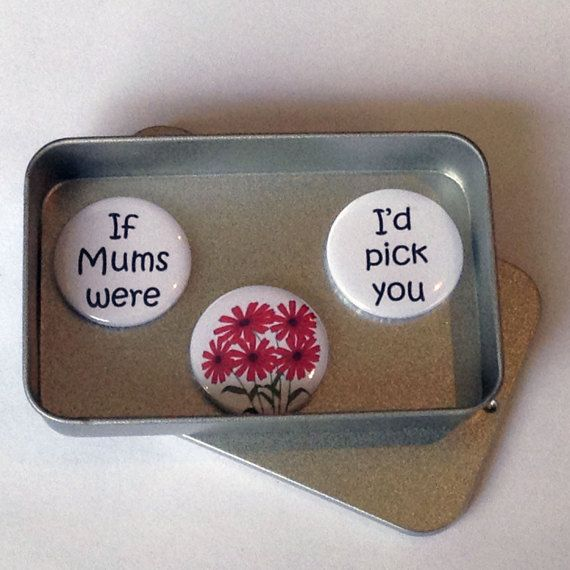 Mum Mom Mothers Day Card Alternative If Mums Were Flowers