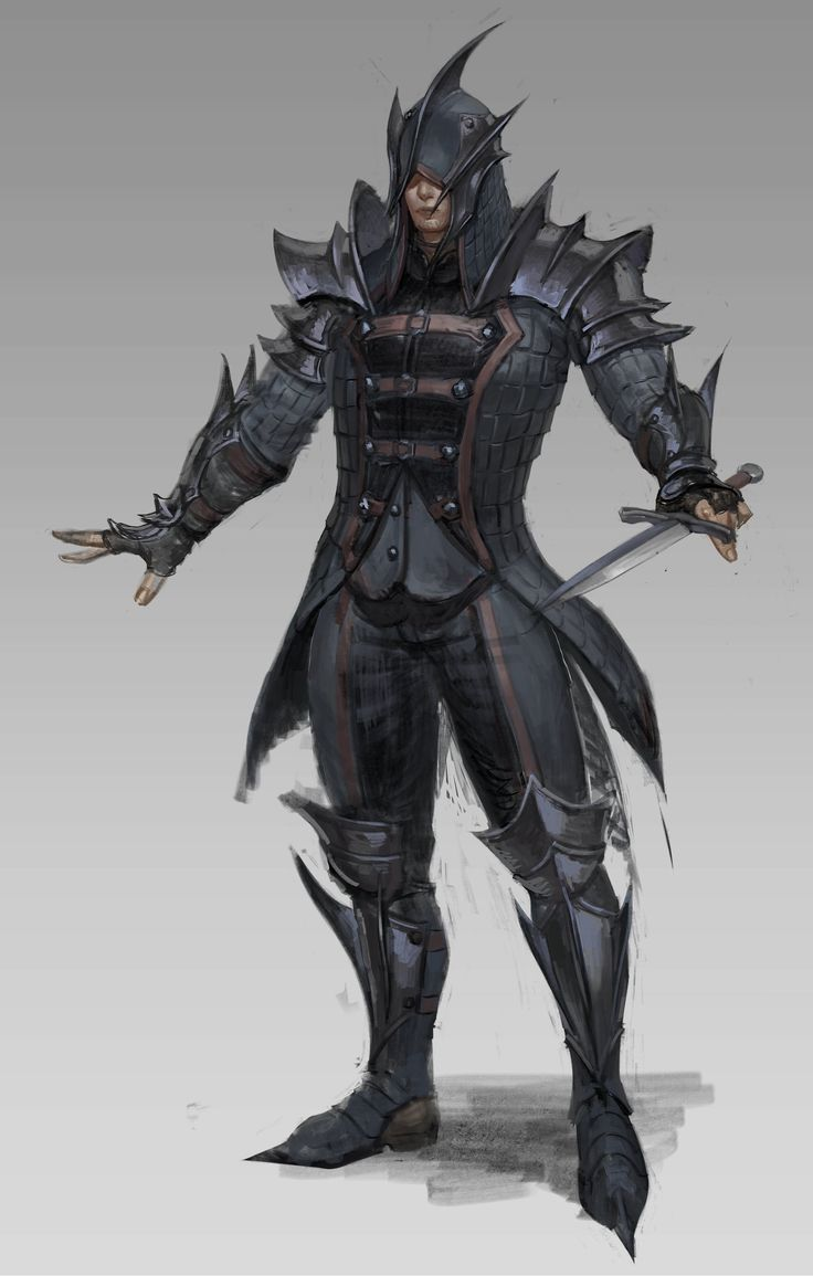 Artstation light armor sueng hoon woo
