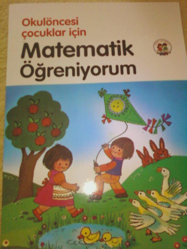 Benekli Dünyam: Okul Öncesi Çocuklar İçin Matematik Öğreniyorum