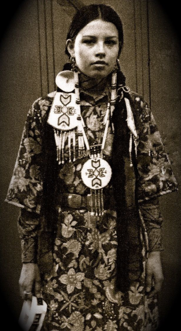 List of Native American women of the United States - Wikipedia