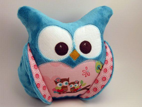 We love April's owls!
