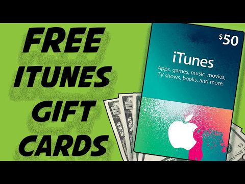 how to get free itunes gift cards 2017