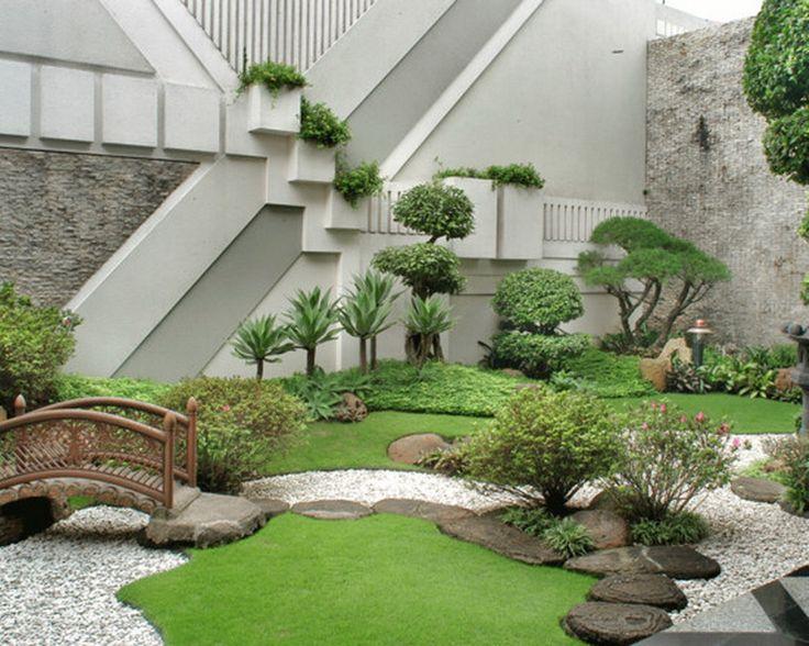 Gorgeous Modern Zen Garden Patio Exterior
