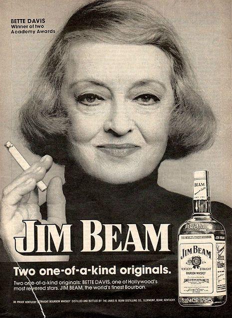 Bette Davis insists she named the Oscar after her first husband's ass, 1975 (great video link)