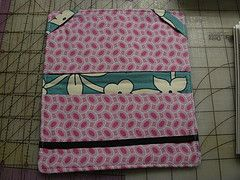 Definitely on my sewing to do list! I need a checkbook cover, this will be great :)