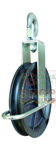CARRUCOLA SEMPLICA CON GANCIO SICUREZZA ART.15-142 http://www.decariashop.it/ferramenta-accessori/21502-carrucola-semplica-con-gancio-sicurezza-art15-142.html