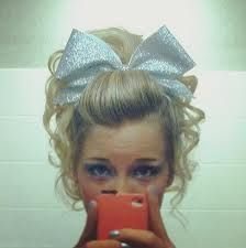 Enjoyable 1000 Ideas About Cheerleader Hairstyles On Pinterest Cheer Short Hairstyles Gunalazisus