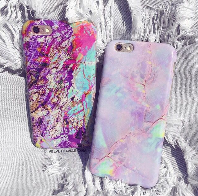 iPhone cases (Velvet Caviar)