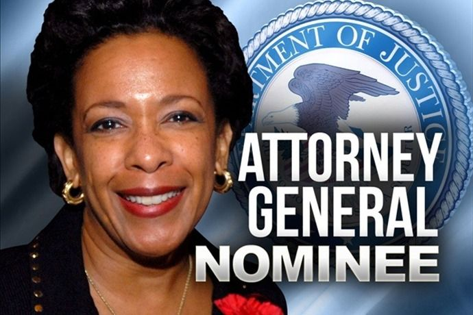 images of loretta lynch | Loretta Lynch for AG: Holder 2.0? If the past is any guide, the new AG ...