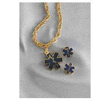 24 best ems images on pinterest paramedics emergency medicine and ems paramedic jewerly emt catalog great gift ideas under 2500 star of life earrings aloadofball Image collections