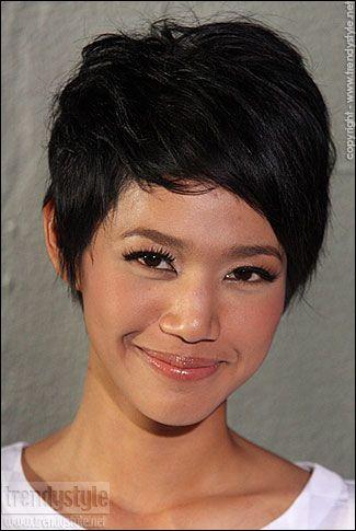 Haartrends: kort en modern kapsel voor een pittige look - Trendystyle, de trendy vrouwensite