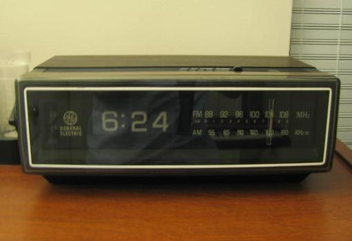 Summer vacations spent listening to the local country station on the old clock radio as I fell asleep - such fond memories <3