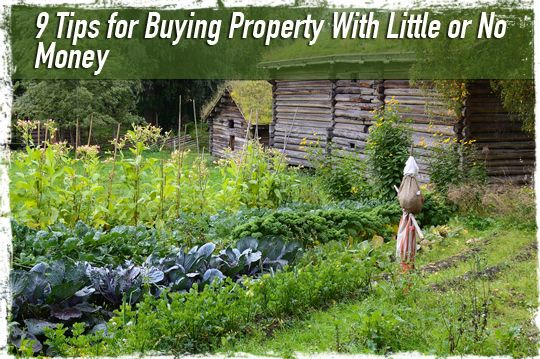 Buying Property With Little or No Money