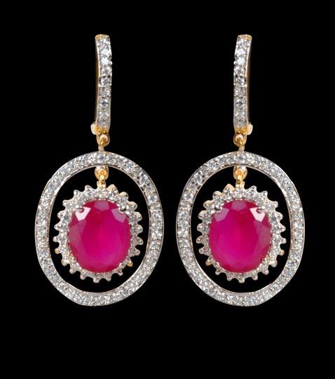 Earring, Fashion Earrings, Deep Earrings by #utsavfashion | $77.78