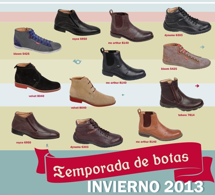 temporada de botas