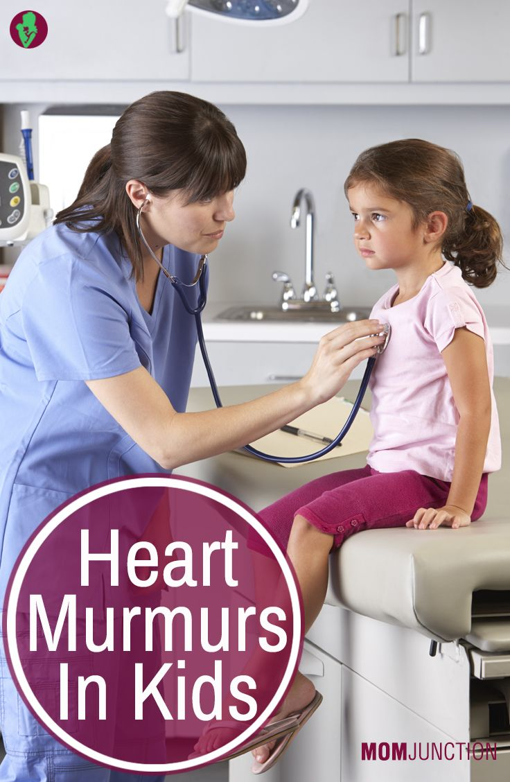 Heart Murmurs In Kids - Everything You Need To Know