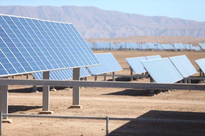 Energia Solar Fotovoltaica Definiciones Y Principales Plantas En Espana Energia Solar Energia Renovable Celulas Fotovoltaicas