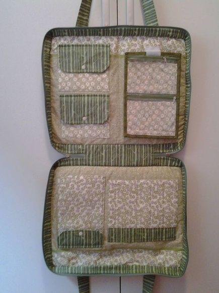 Projeto Bolsa para Material de Costura