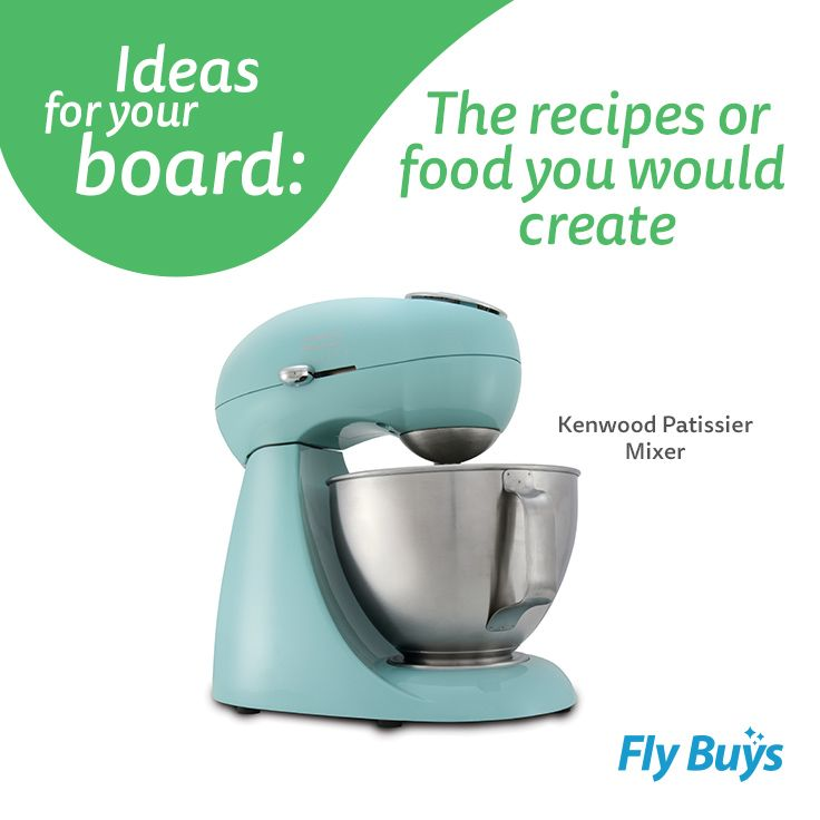 Kenwood Patissier Mixer  #2060pts #flybuysnz