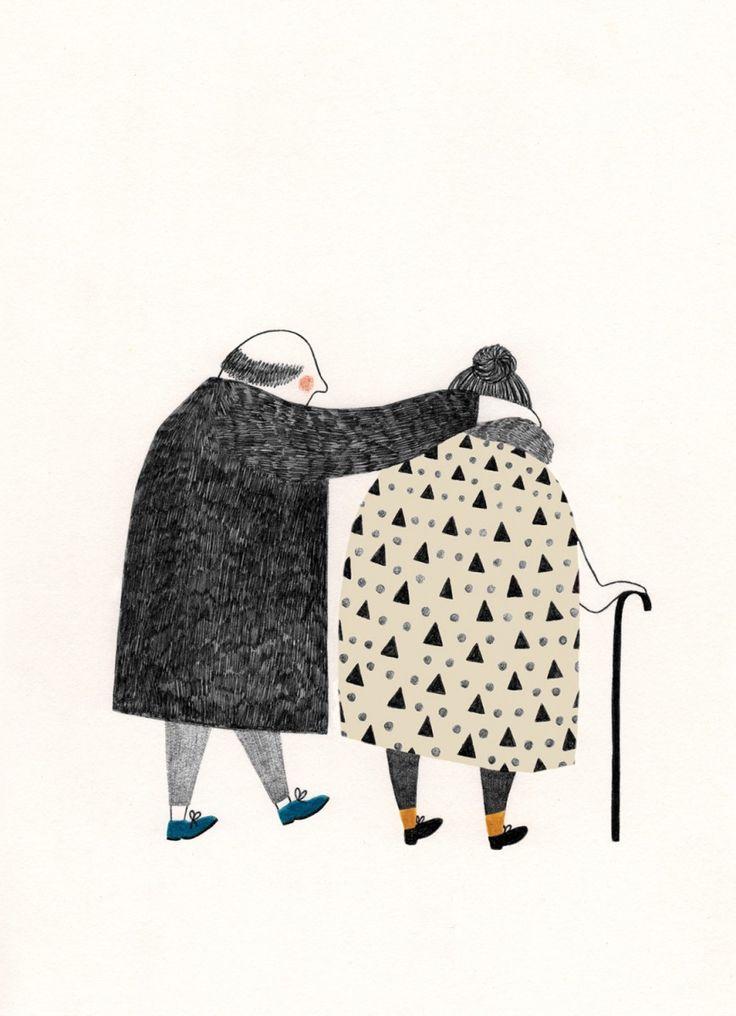 Sweet. #illustration #art #TheEndearingDesigner.com