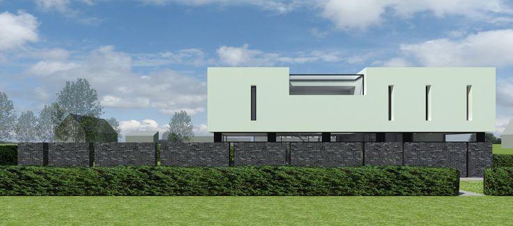 Nieuwbouwvilla in Culemborg, ontworpen door USE architects