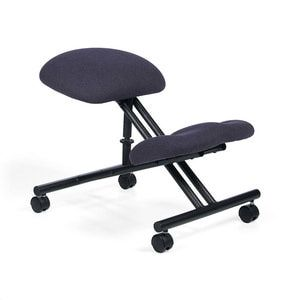 Improving Posture with a Kneeling Chair: Global Kneeling Chair