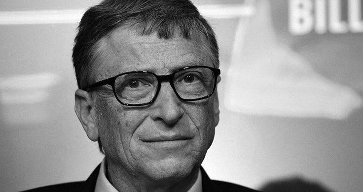 Filosofi Pengusaha Legendaris: Bill Gates