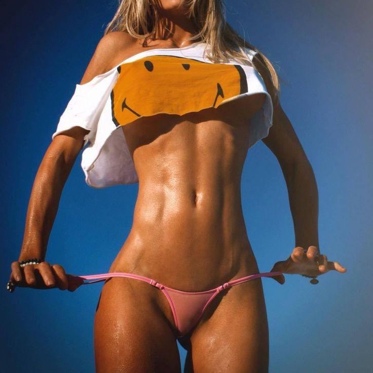 The Gym Babe  Firm  Curvy  Bikinis, Fitness, Fit Women-7770