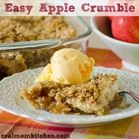 ... on Pinterest | Apple crisp, Cinnamon roll cookies and Pumpkin bread