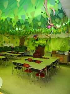 If I ever teach Elementary; my class will look like this :)
