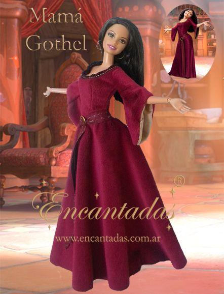 MOTHER GOTHEL by Encantadas.deviantart.com