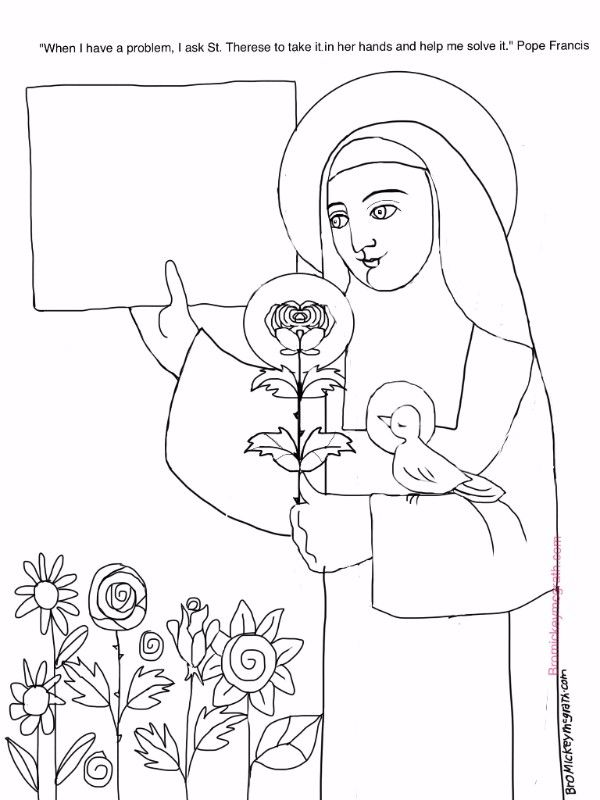 100 Best Coloring Pages For Catholic Kids Images On Pinterest
