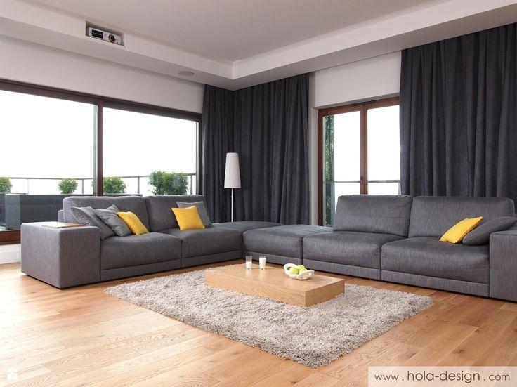 Salon styl Nowoczesny - zdjęcie od HOLA Design - Salon - Styl Nowoczesny - HOLA Design