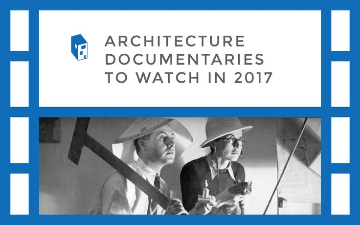 Following our favoriteArchitecture Documentaries to Watch in 2015, our top40 Architecture Docs to Watch in 2014, and our choice30 Architecture...