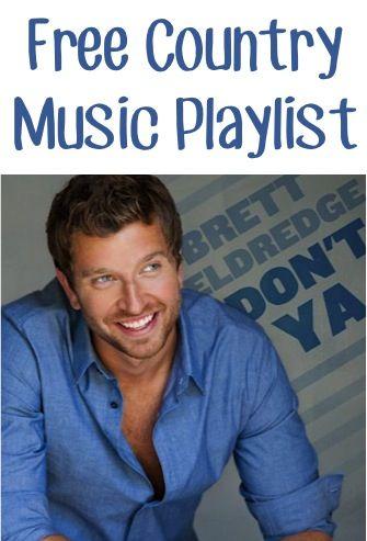 8 FREE Country iTunes Downloads! {Brett Eldredge, Hayden Panettiere, Krystal Keith + more!}