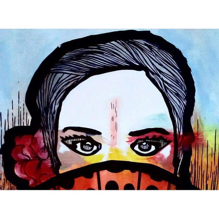 Obsessed with Venezuelan artist Lauren Bianchi. Such incredible work!
