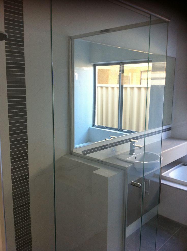 Nib Wall With Shelf   Bathroom Renovation Southern River   Best Bathrooms Perth   On the Ball