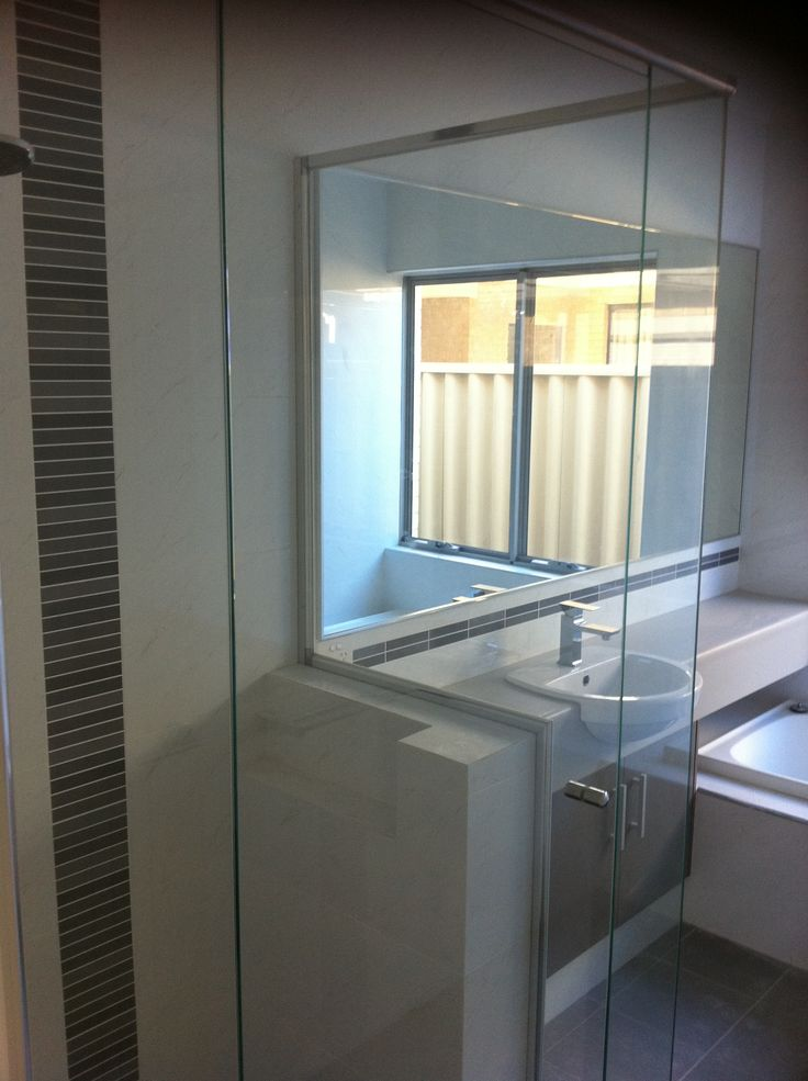 Nib Wall With Shelf Bathroom Renovation Southern River Best Bathrooms Perth On the Ball. 17 Best ideas about Bathroom Renovations Perth on Pinterest