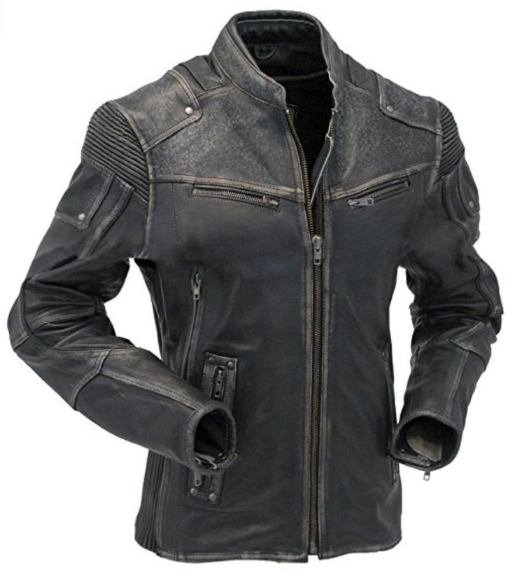 And for the pièce de résistance of badass vintage cafe racer jackets you can buy for under $120 (you're welcome)