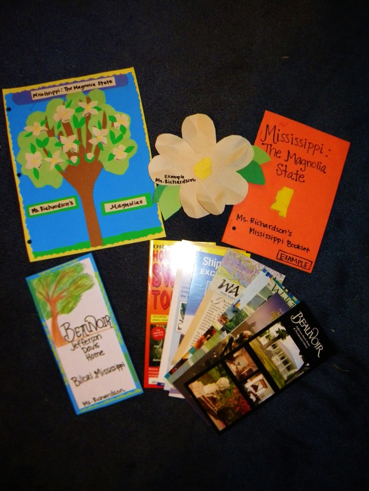Mississippi History Thematic Unit Teachers Care