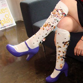 To acquire Diy miu miu highs thigh picture trends