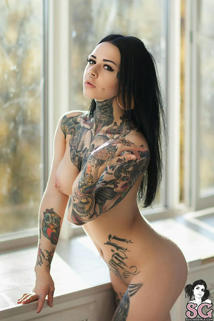 Suicide girls naked pice