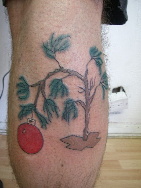 15 Awesome Holiday Tattoos Animal Guff