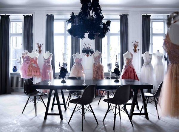 Showroom of Trash Couture