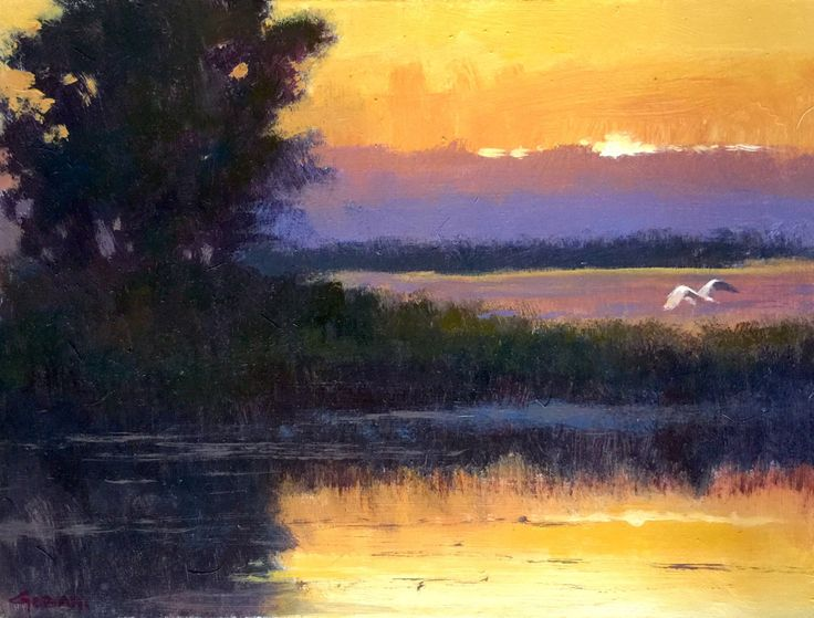 Florida Sunset by KarimGebahi on Etsy