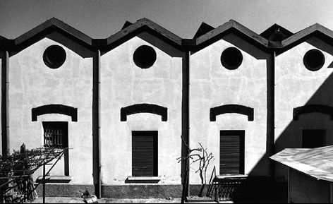 Gabriele Basilico, Milan, Ripamonti Street, 1978-1980